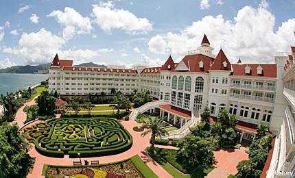 青岛城堡海景酒店